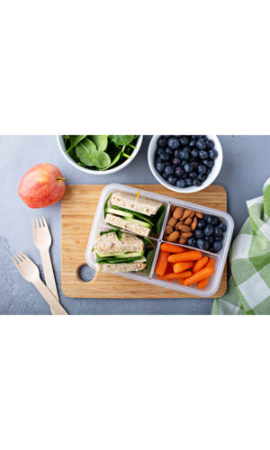 Meal Plan: 21-Day Fruit and Veggie